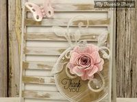 Cards, Scrapbook Pages, Tags