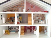 DIY Barbie stuff!