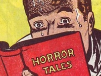 Images from those wonderful and scary pulp pages.