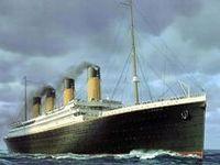 TITANIC - April 15, 1912