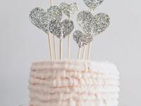 """Dessert Table - Cakes, Cupcakes, Cake Pops"""