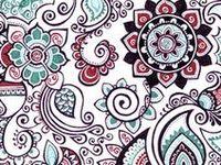 zentangle, doodles, henna