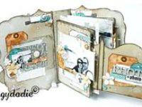 Paper Crazy - Mini Books & Albums