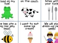 Speech Therapy Ideas