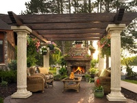 Welcome to Dream Yard's Pinterest board for pergola ideas. We have lots pictures of pergolas on this board, but we also have some trellis ideas and pictures of arbors. Hopefully you find some inspiring pictures for your landscaping ideas. Thanks for visiting us, and don't forget to check out our other landscaping boards.