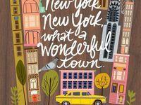I adore New York