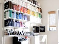 Anything and everything from color palettes to organization ideas for our future home.