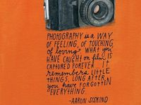 Something About Photography