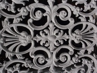 Absolute admiration for those who work and create beauty with iron.