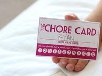 Chores | Reward System | Screen time Management System