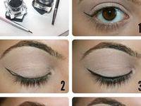 Hair, make up, nail polish
