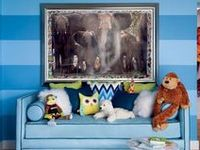 a wealth of styles and interiors for the little ones. Rooms for kids of all ages - nursery to teen