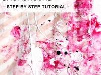 mixed media/ art journal
