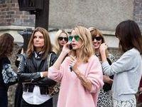 Fashion Week-Street Style