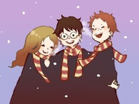 Love the books and the movies.  Find great Harry Potter art here :)