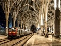 Capturing the beauty of train travel