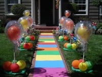 Shower/Party ideas