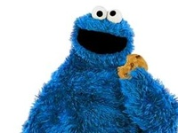"""""""C"""" is for Cookie..that's good enough for me!"""