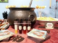 I've added ideas for both children and adult parties for Harry Potter themed shindigs!