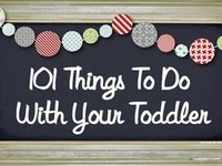 Great ideas for Mommies, Daddies, Grammys, and anyone else who cares for Littles--or knows someone who does! (Hmm...I think that's just about everybody!) *See also: Baby: Eat, Play, Love ( for babies and very young toddlers) Toddler Parenting Support, and Toddler: Holidays