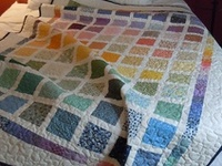 quilts - pieced