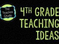 Fourth Grade Teaching Ideas