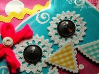 All kinds of cute crafty projects and ideas