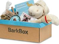 Monthly box subscriptions