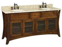 Craftsman Bungalow bathroom ideas, past & present
