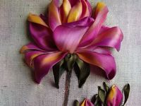 Crafts - Silk Ribbon