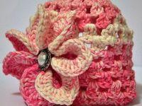 Crochet & Knitting hats, scarves, gloves, leg-warmers & headbands