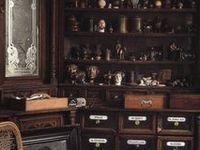 home ideas, vintage, crafty, or found.