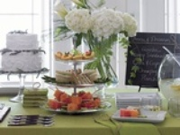 Wedding Receptions by Crate and Barrel
