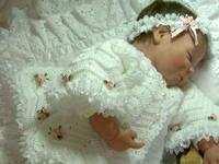 Crochet~Baby Dresses