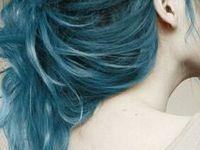 BLUE INSPIRATION BOARD