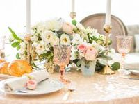 tantalizing tablescapes, table settings, & centerpieces