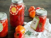 Yummy in the making - Freezing & Canning