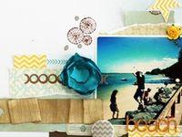Scrapbooking & Art Journal : Inspiration/DIY