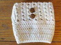 Crochet / Boot Cuffs & Leg Warmers
