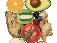 Healthy foods & exercise moves