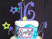 Teen Cakes/Sweet 16/Quinceanera/Bah Mitzfah/Bar Mitzfah