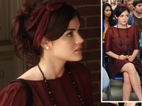 Fashion featured on and inspired by the hit show 'Pretty Little Liars'