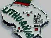 Lithuania officially the Republic of Lithuania is a country in Northern Europe, the largest of the three Baltic states. It is situated along the southeastern shore of the Baltic Sea, to the east of Sweden and Denmark