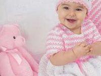 CROCHET BABY AND CHILDREN'S DRESSES