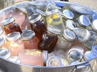Things to put into jars, ways to use jars...