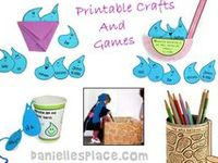 Christian Crafts - How to Make Bible Crafts, Religious, Crafts and Learning Activities for Children's Sunday School