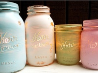 I ♥ Mason Jars!