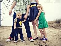 photographie famille - enfants