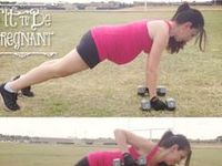 Fit & Healthy Pregnancy/Labor