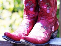 From My Cowboy Boots To My Down Home Roots